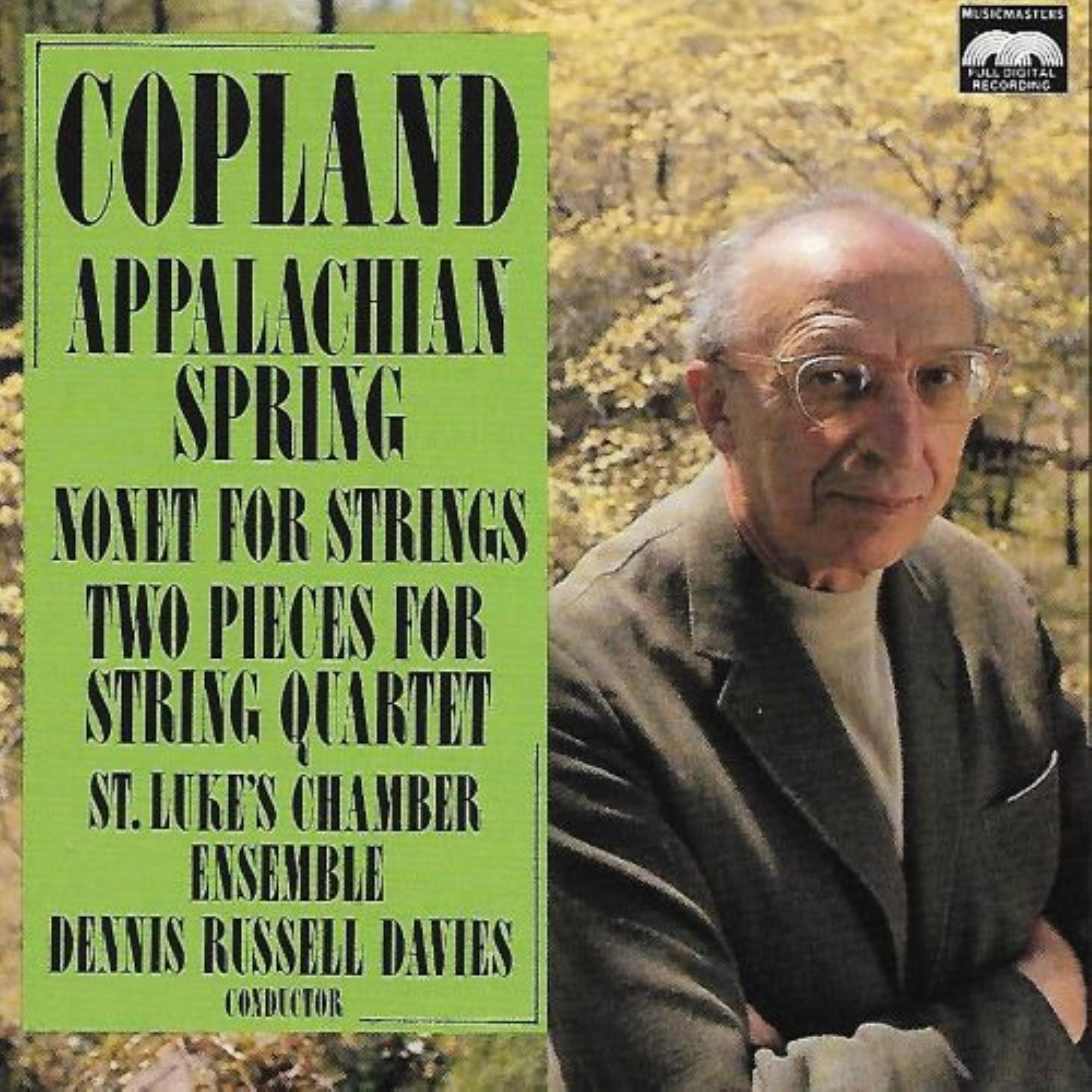 Copland App Spring