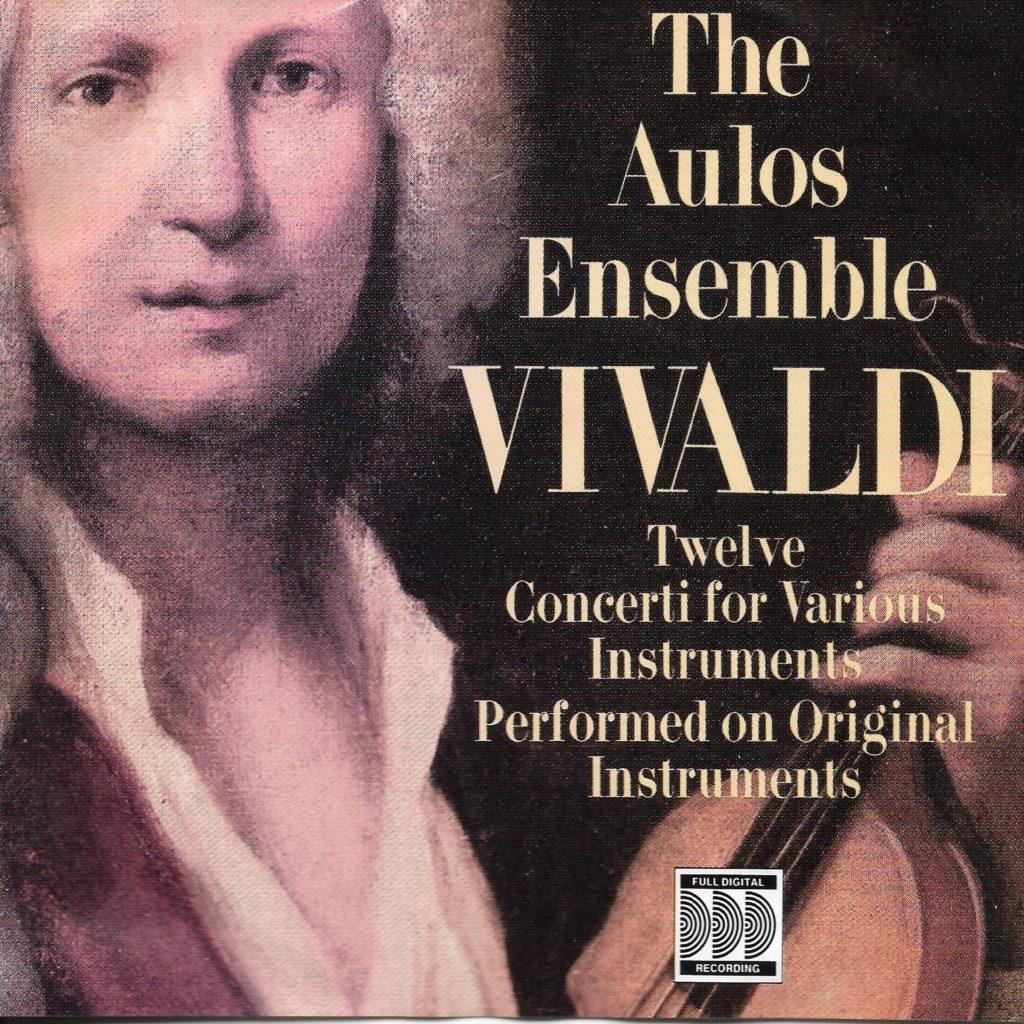 Aulos Vivaldi 3