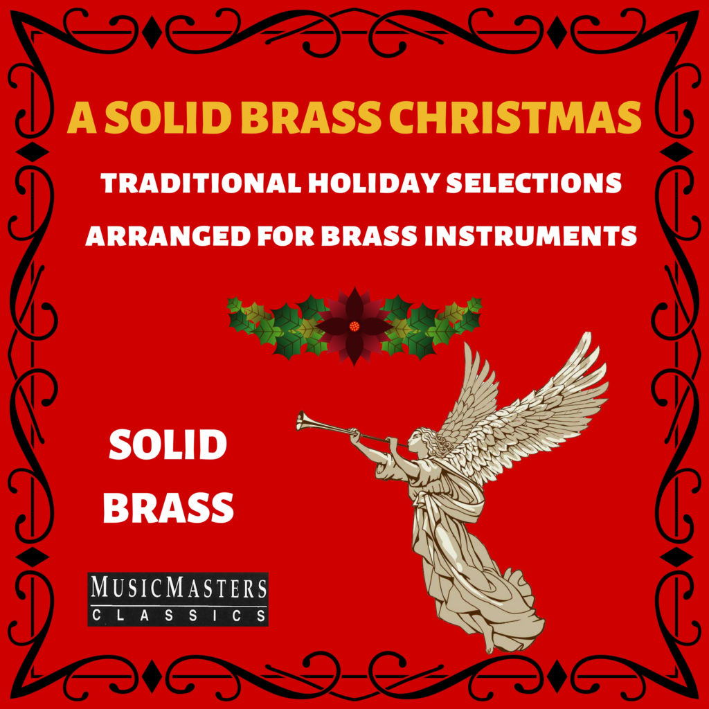 SOLID BRASS CHRISTMAS 920 2019