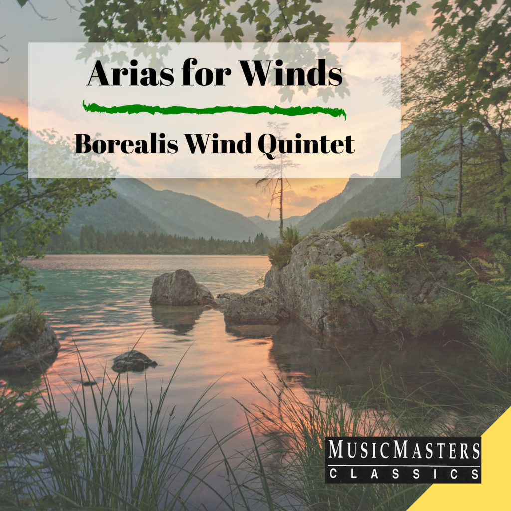 arias for winds new