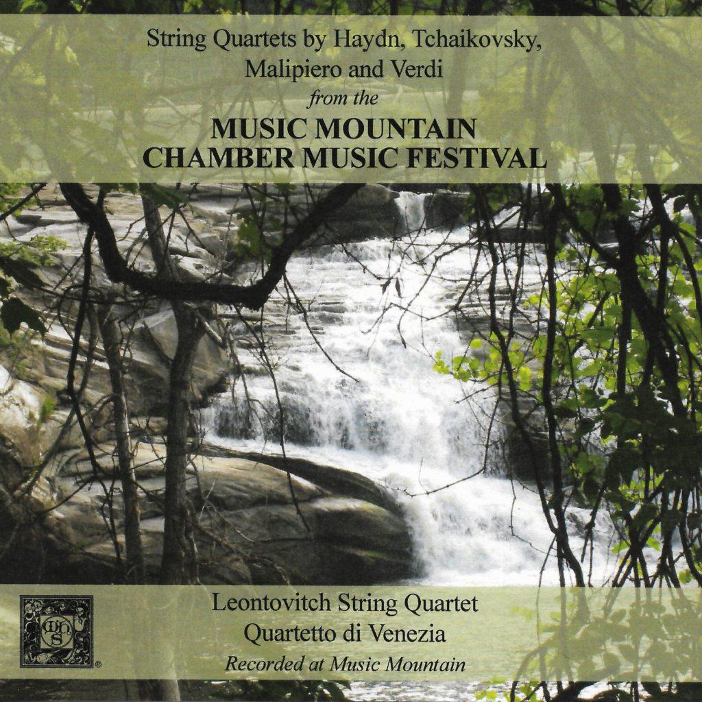 magic mountain string quartets