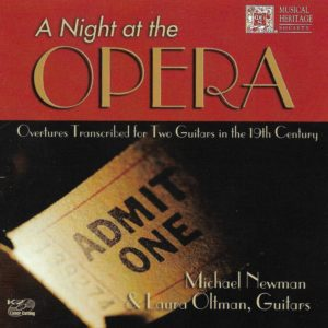 newman opera